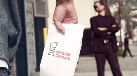 Mister Donut is the best