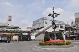Nishikawaguchi Station - West Side