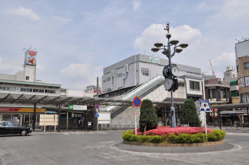 Nishikawaguchi Station - West Side